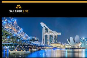 SAP Ariba Live heads for Singapore