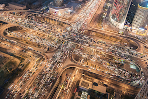 Concur signs with Chinese ridesharing giant