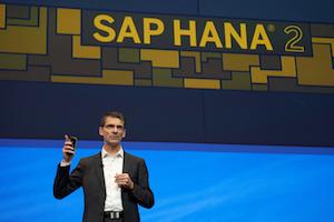 TechEd: SAP unveils HANA 2 platform, new microservices