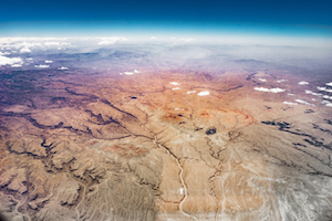 TechEd: Bird's eye view of the earth