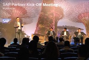 Cloud Kinetics presents at SAP PKOM