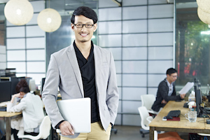 Execs at top 100 firms exhibit digital mindset that sets them apart