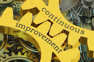 Three ways to embed continuous improvement in your accounting processes
