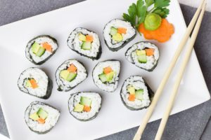 Blockchain Technology Puts Sushi on the Table