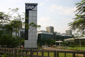 SAP Labs India operates in Bengaluru, Gurugram, and Pune