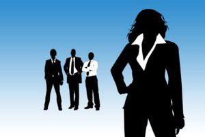 Women leaders in tech