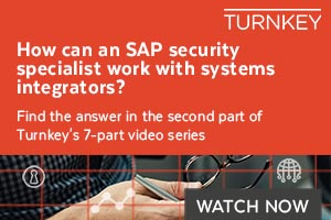 Why you can't rely on systems integrators for SAP security