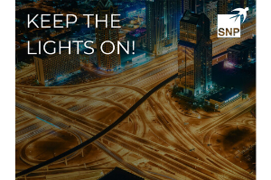 Keep the lights on! Fuel the Data Transformation in M&A, Carve-outs with BLUEFIELD™.